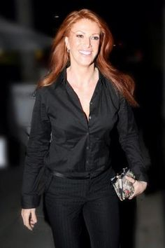 the sexiest redhead on the planet