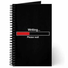 Writing quote #18 I want this notebook