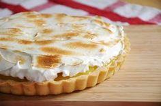 Torta Francesa de Limão Siciliano