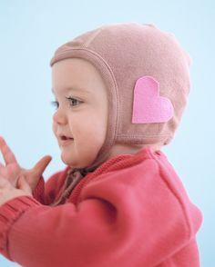 Valentine's Day Crafts for Kids: Felt Heart Hat