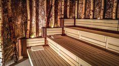 Aquapalace Praha Čestlice - Malá finská sauna Praha, Spa, Deck, Outdoor Decor, Home Decor, Decoration Home, Room Decor, Front Porches, Home Interior Design