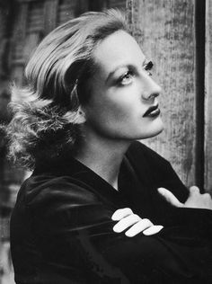 steamboatbilljr: Joan Crawford in Rain, 1932