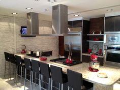 Busca imágenes de diseños de Cocinas estilo moderno: Kitchen Aid Polanco . Encuentra las mejores fotos para inspirarte y y crear el hogar de tus sueños.