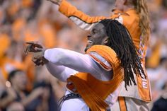 AJ Johnson helps direct Rocky Top after victory #1