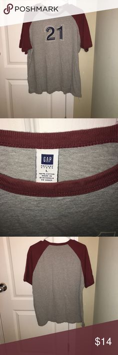 GAP T-Shirt GAP T-Shirt Size:Large GAP Tops Tees - Short Sleeve