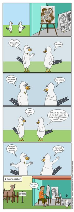 Not Amused Comics Caricature