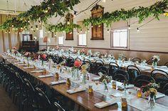 SOUTH COAST, NSW. ALI + IAN. Reception Pyree Hall, NSW #AustralianStyle #AustralianWeddings