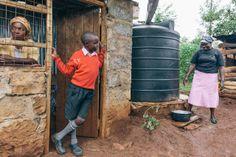 Benjamin Heath | Kenya | Water.org site visit March 2014