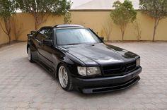 Mercedes 560 SEC Koeing Special 1988