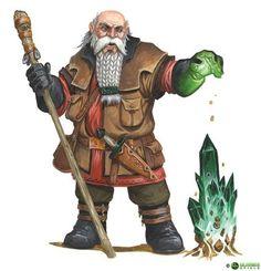 Dwarven... alchemist?