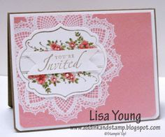 Add Ink and Stamp: Party themes - Stampin Addicts Anniversary Blog Hop!