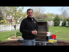 Weber Grills-Gas Grill Cleaning produced by Weber. This is an excellent video!