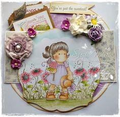 Sugar n Spice: Totally Tilda DT #80 Midway reminder - Tilda in the Garden