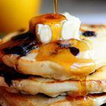 Web's Tastiest Pancakes Recipes - Lemon Blueberry Pancakes, Apple Cider Doughnut Pancakes, Cake Batter Pancakes, Venezuelan Chocolate Pancakes and more!