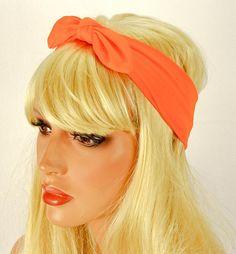 Turban Bow Headband  JuicyBows