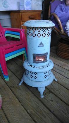Antique Radiant Heater Heater Bricks Antique Bricks