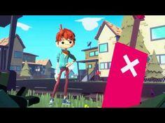 "CGI Animated Shorts HD: ""Pinksword of the Bibu"" - by BIBU Team - YouTube"