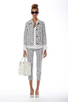 Kate Spade New York Spring 2014 Ready-to-Wear Fashion Show Collection