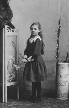 Princess Patricia of Connaught. 1890s  Courtesy of the RCT.