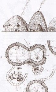 Aboriginal Stone Houses – Re-construction Project Aboriginal Art Symbols, Aboriginal Artwork, Aboriginal Culture, Aboriginal People, Indigenous Education, Indigenous Art, Aboriginal Education, Vernacular Architecture, Australian Architecture