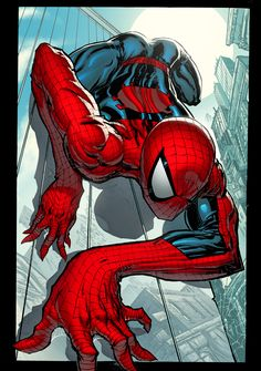 I Swear I'm spiderman on days. I have the build for starters - Visit to grab an amazing super hero shirt now on sale! Marvel Comic Books, Marvel Art, Marvel Dc Comics, Marvel Characters, Marvel Heroes, Comic Books Art, Comic Art, Book Art, Marvel Avengers