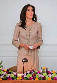 Princess Mary Photos - Crown Princess Mary Presents The Crown Princess Mary Scholarship - Zimbio