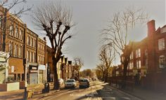 Salusbury Road. Queens Park NW6
