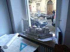 This is the castle of Fenis (Aosta-Italy) designed as a book to cut out and assemble!