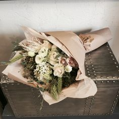 natural handtied bouquet . by Minae_H