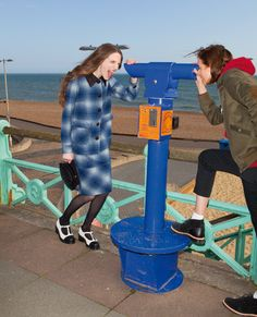 Behind the scenes with Agyness Deyn for Dr Martens - Fashion Videos - Telegraph