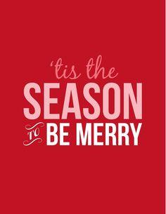 tis the season.