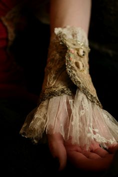 The Original Cuff By Boudoir Queen Made for Patty Griffin