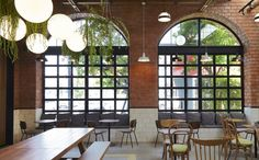 REST & ROLL fine coffee & easy meal by party/space/design, Chachoengsao – Thailand » Retail Design Blog