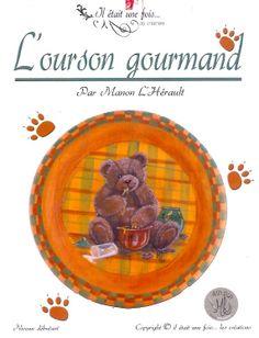Ourson de Manon L'Hérault
