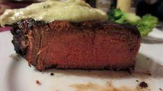 Steak with Guacamole