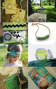 I Found Spring!!! by Sumanasa Pixie on Etsy--Pinned with TreasuryPin.com