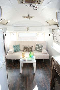 Airstreamy: Our 31' 1974 Airstream Sovereign |  Vintage Trailer