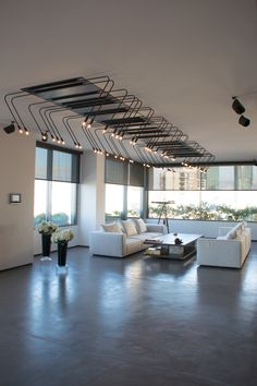 Lighting by PSLab for Archika on private residence, Beirut.