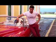 David Gandy for Lucky Brand S/S 2012 'Life in Color'