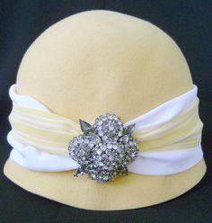 1920s hat......love vintaige hats a lot..