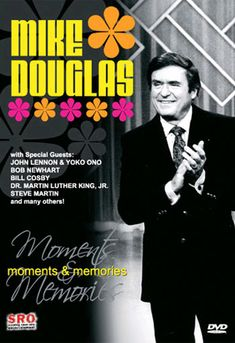 The Mike Douglas Show is an American daytime television talk show hosted by Mike Douglas that originally aired only in the Cleveland area during much of its first two years on the air. It then went into syndication in 1963 and remained on television until 1982.