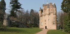 Craigievar - Scotlan