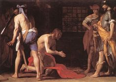 God our Father, you called John the Baptist to be the herald of your Son's birth and death. As he gave his life in witness to truth and justice, so may we strive to profess our faith in your gospel. Memorial of the Passion of St.