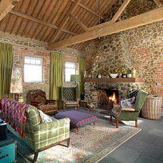 The Cliff Barns, Narborough, Norfolk Hotel Reviews | i-escape.com