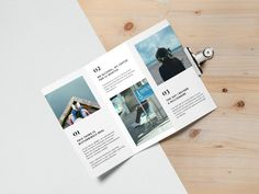 Free trifold brochure mockup download in psd photoshop format; high quality and resolution of 4000 x 3000.