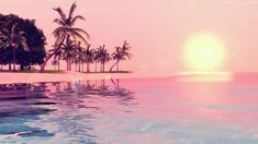 Image uploaded by Rebeka Erdosi. Find images and videos about pink, summer and beach on We Heart It - the app to get lost in what you love. Wallpapers Rosa, Pink Sunset, Pink Beach, Summer Beach, Pink Ocean, Summer Sunset, Ocean Beach, Jolie Photo, New Wallpaper
