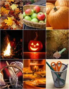 Printable Images of Fall Activities