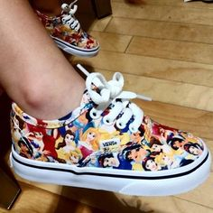 Toddlers Disney Authentic | Shop Classic Shoes at Vans