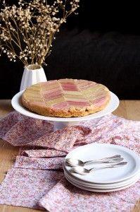 Gâteau renversé à la