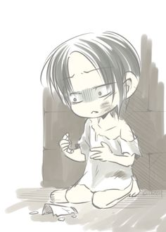 http://yummy-suika.tumblr.com/post/87242624441/baby-levi-and-his-cup-qwq